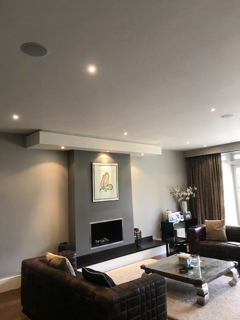 Electrical Project Completed By Surrey Electrical Solutions Ltd
